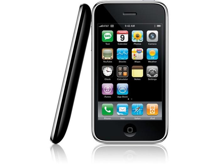 iPhone 3G levou mais tempo para chegar ao mercado do que o habitual (Foto: Divulgação/Apple)