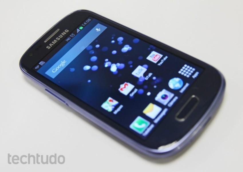 galaxy s3 mini celulares e tablets techtudo. Black Bedroom Furniture Sets. Home Design Ideas