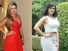 Mulher Maçã 'vira' Kim Kardashian e atribui 'sucesso' a Susana Vieira