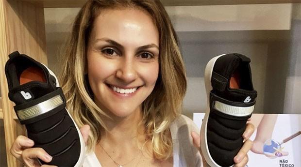Camila Kohlrausch conta que o Nicho da Inovação da Bibi Calçado já deu origem a dois produtos  (Foto: Estadão Conteúdo)