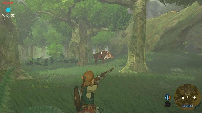 The Legend of Zelda: Breath of the Wild tem uma longa campanha principal (Foto: Divulgação/Nintendo)