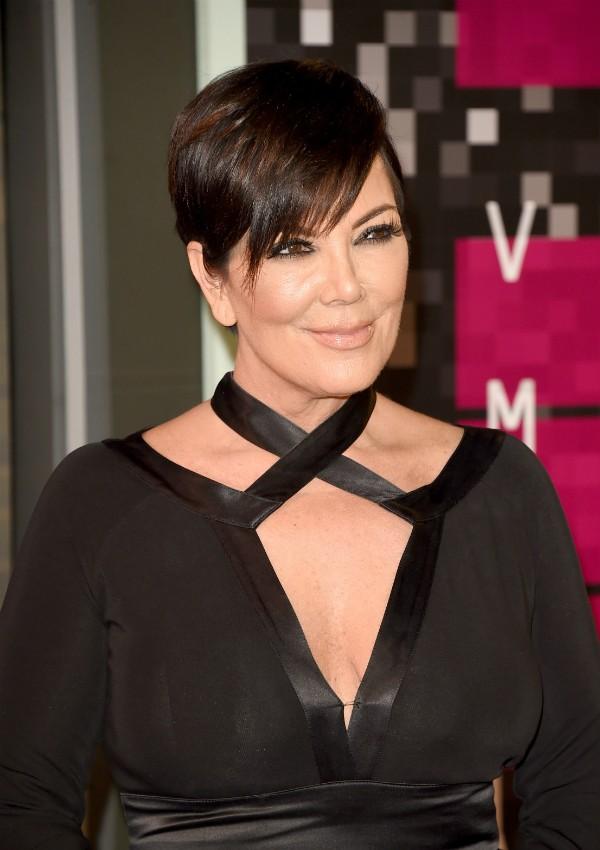 Kris Jenner removeu seus implantes após 23 anos (Foto: Getty Images)
