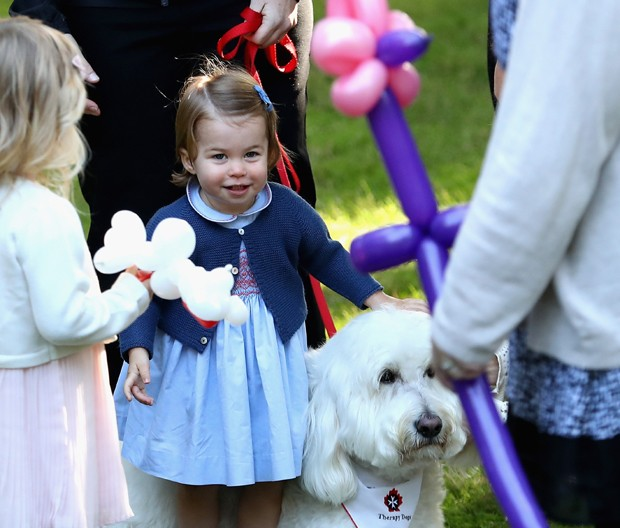Princesa Charlotte (Foto: Getty Images)