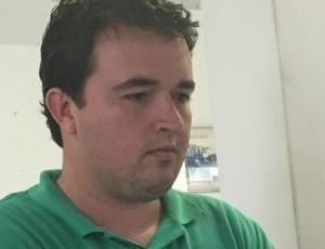 Bruno Cerqueira, diretor de futebol do ASA (Foto: Divulgação/ASA)