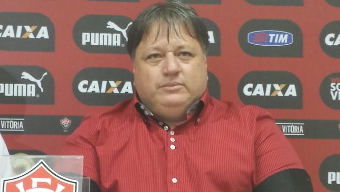 Anderson Barros Vitória (Foto: Thiago Pereira)
