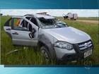 Criança morre após veículo capotar na MS-423 na região norte de MS