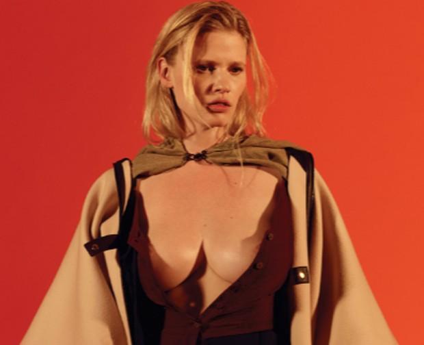 Lara Stone (Foto: Reprodução/V Magazine)