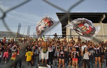 River-PI inicia venda de ingressos para partida contra o Sport, pelo Nordestão