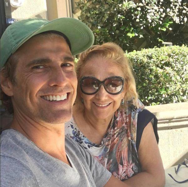 Reynaldo Gianecchini continua curtindo as férias na África ...