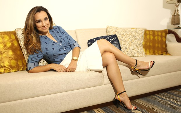 Millena Machado (Foto: Iwi Onodera / EGO)