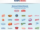Kraft e Heinz concluem fusão e unem logomarcas