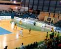 Com gols no fim, Joinville busca o empate com o Sorocaba pela LNF