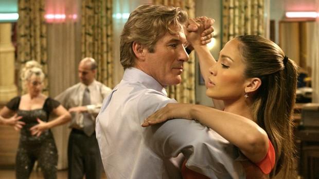Sessão da Tarde traz Gere e J.Lo em 'Dança Comigo?'   (Divulgação)