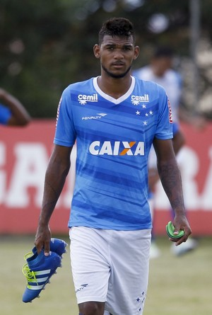 Bruno Viana Cruzeiro (Foto: Washington Alves/ Light Press)