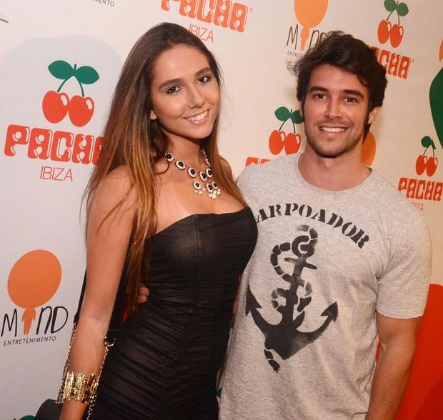 Carolina Portaluppi e Bernardo Velasco (Foto: Ari Kaye/Divulgação)