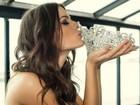 'A gente só perde para a gente mesmo', diz nova Miss Brasil 2014