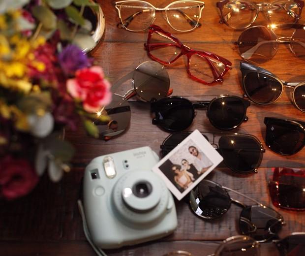 Os convidados puderam conhecer as novidades da Prada e Dolce&Gabbana  (Foto: Charles Naseh)