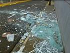 Trio suspeito de explodir banco em São Miguel Arcanjo é detido