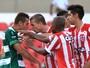 Federação Alagoana de Futebol suspende partida entre Murici e CRB