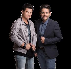 Hugo e Guilherme (Foto: Divulgação)