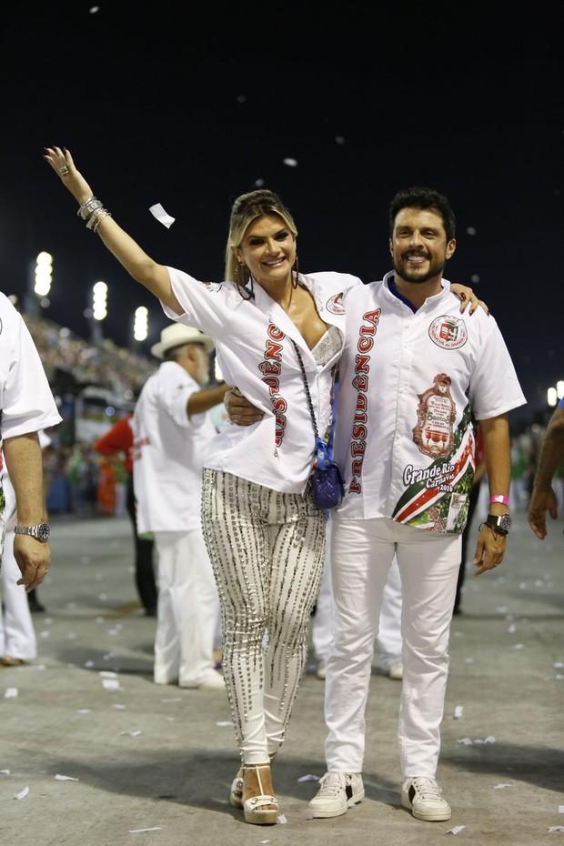 Mirella Santos e Ceará (Foto: Marcos Serra Lima/ EGO)