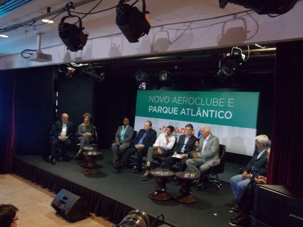 Novo Shopping e Parque Atlântico devem custar R$ 225 milhões (Foto: Yuri Girardi / G1)