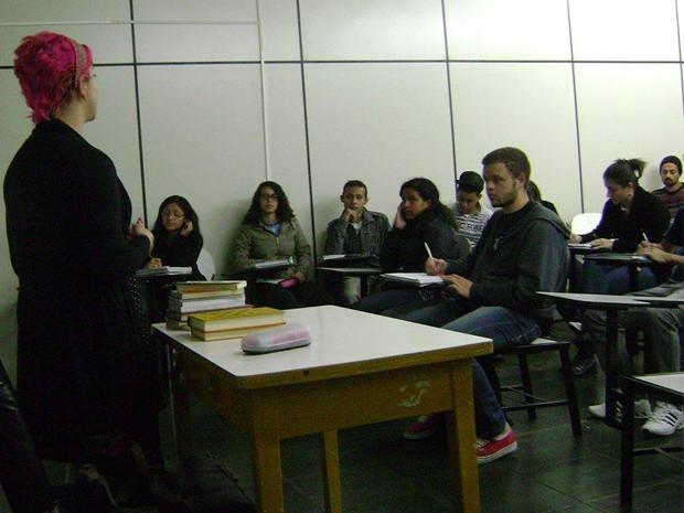Interessados em fazer o curso podem se inscrever até dia 4 de março (Foto: Educafro)