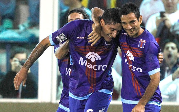 Gabriel Martín gol Tigre Olimpia Libertadores (Foto: Reuters)