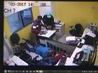 Grupo assalta empresa na Bahia e foge com R$ 19 mil; assista ao vídeo