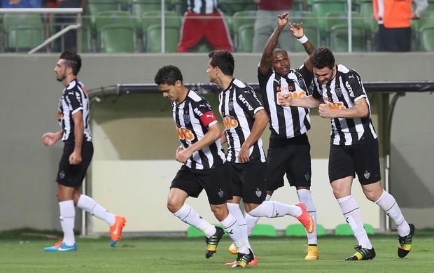 gol do Atlético-MG x Sport (Foto: Cristiane Mattos / Ag. Estado)