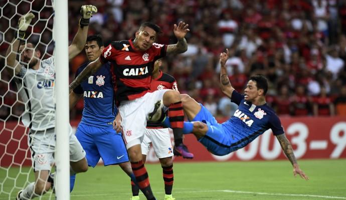 Resultado de imagem para Flamengo x Corinthians 23/10/2016