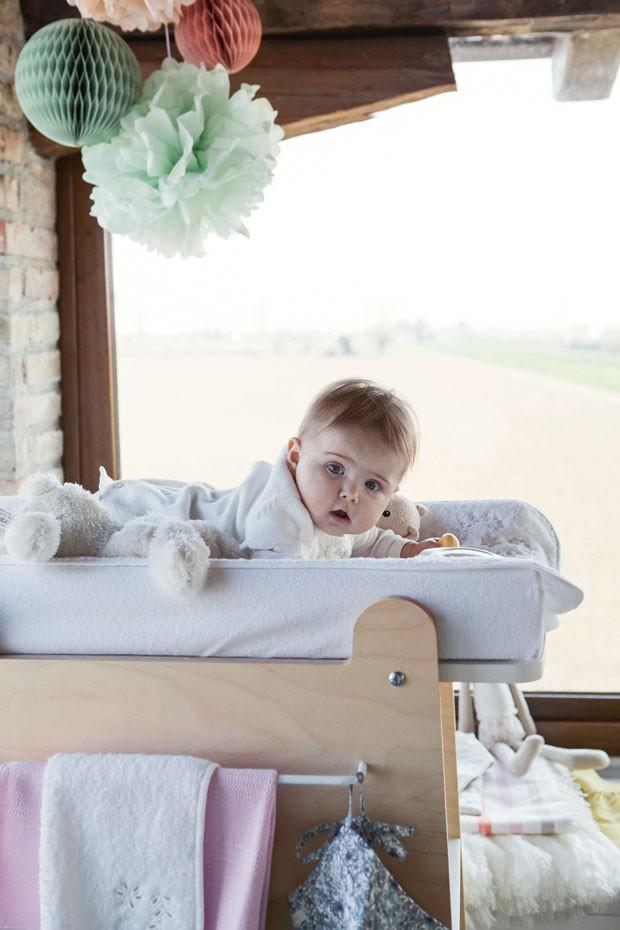 Móveis infantis Dot and Cross (Foto: divulgação)