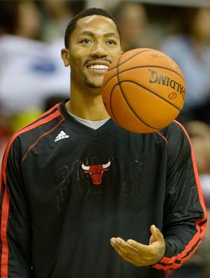 Derrick Rose, Chicago Bulls (Foto: Getty Images)