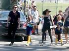 Brad Pitt irá lutar pela guarda dos filhos com Angelina Jolie, diz site