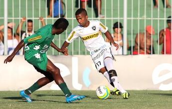 Presidente nega afastamento e diz que Botafogo quer recuperar quinteto