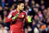 Jornal celebra recorde de Diego Alves, há 594 minutos sem levar gol em casa