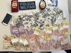 Polícia apreende drogas, celulares, centrífuga e PlayStation em Feijó