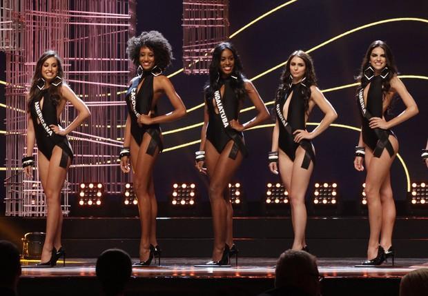 Finalistas do Miss São Paulo 2016 (Foto: Celso Tavares/EGO)