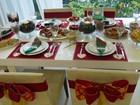 Ana Maria Braga dá dicas simples para você decorar sua mesa de Natal