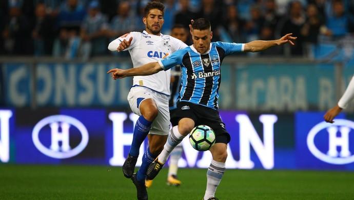 Gremio x Cruzeiro Copa do Brasil (Foto: Agência Estado)