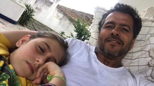 Marcos Palmeira e Júlia Mautner (Foto: Reprodução/Instagram)
