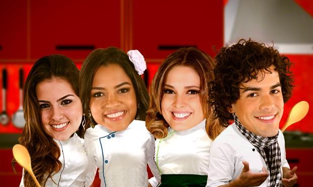 The Cooks Brasil (Foto: The Voice Brasil)