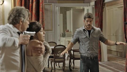 Final de 'A Regra do Jogo': Dante invade mansão e negocia rendição com Gibson; veja teaser!