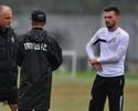 Dorival prega cautela com Lucas Lima e não garante meia titular no San-São