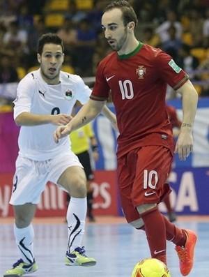 Ricardinho futsal Portugal (Foto: Getty Images/Fifa)