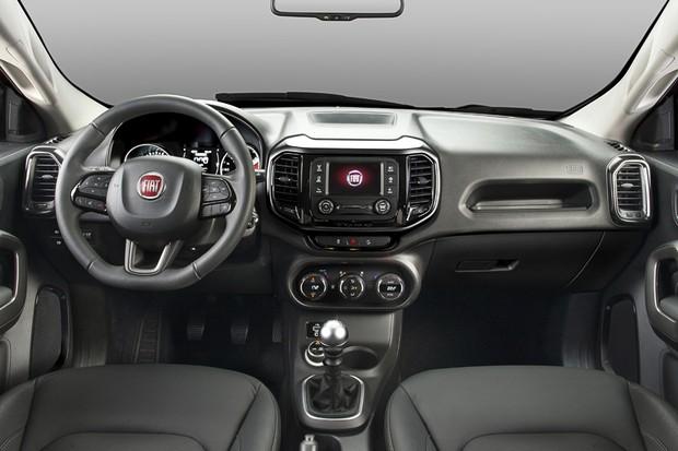 Fiat Toro Freedom 2.0 Diesel 2018 (Foto: Divulgação)