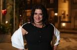 Grace Gianoukas celebra papel de destaque na trama