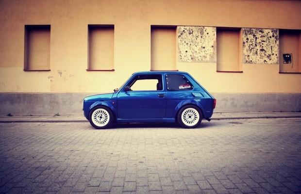 Fiat 126 tunado (Foto: Divulgação)