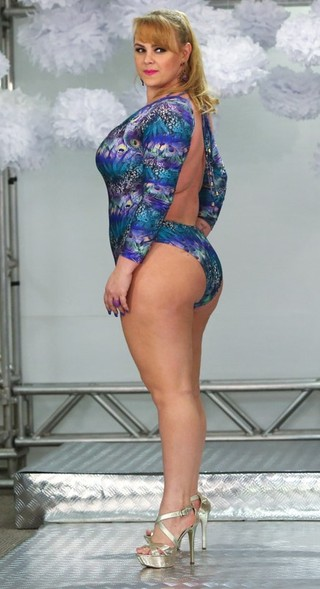 Ana Paula Pituxita (Foto: Manuela Scarpa/Photorio News)