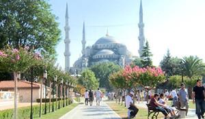 Conheça um dos principais pontos turísticos de Istambul (Salve Jorge/TV Globo)
